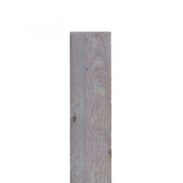 Pfosten Lärche massiv 9x9cm, Sägerauh natur