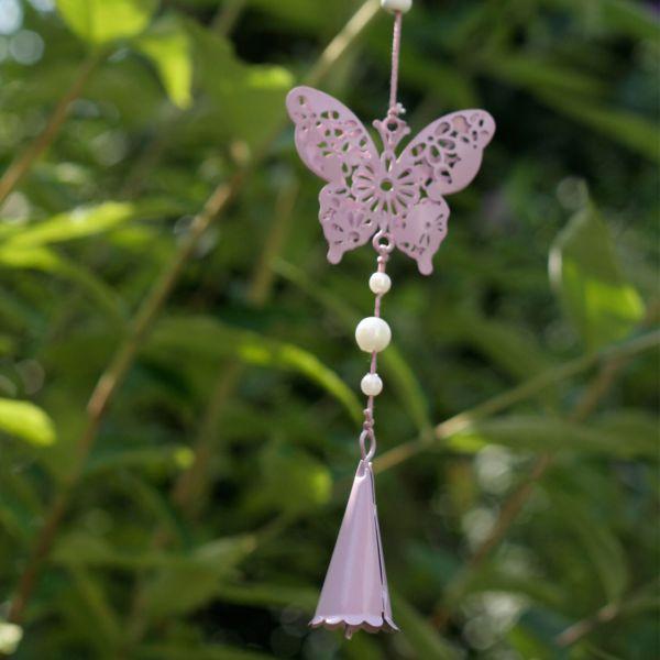 Metall-Girlande Schmetterlinge Summer