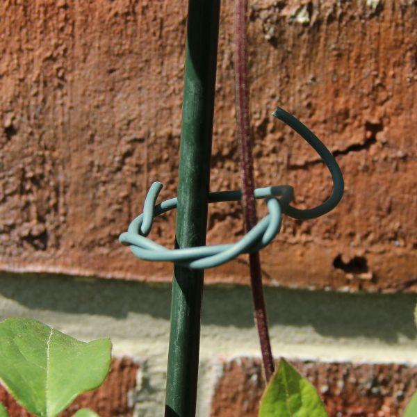 Gartendraht gummiert, 40m