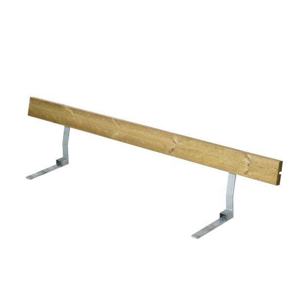 Lehne SCANDIC für Picknicktisch mit Bänken