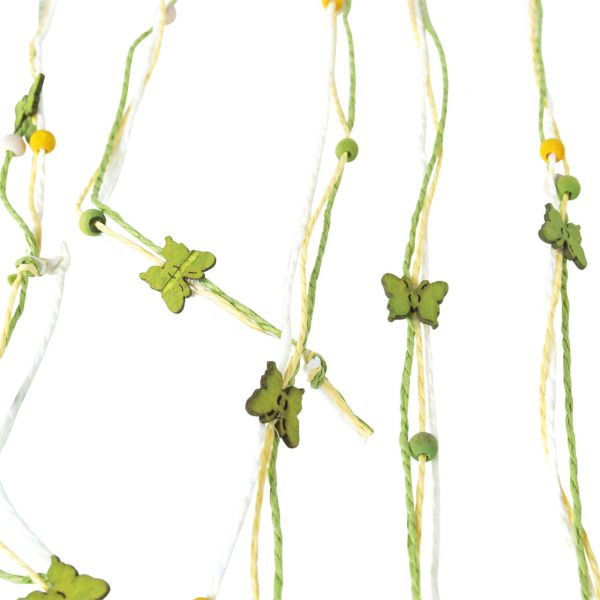 Dekoband Schmetterlinge, L: 250 cm