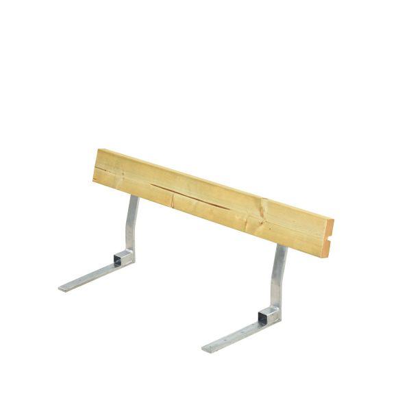Lehne ALPHA für Picknicktisch mit Bänken, 4 Plätze