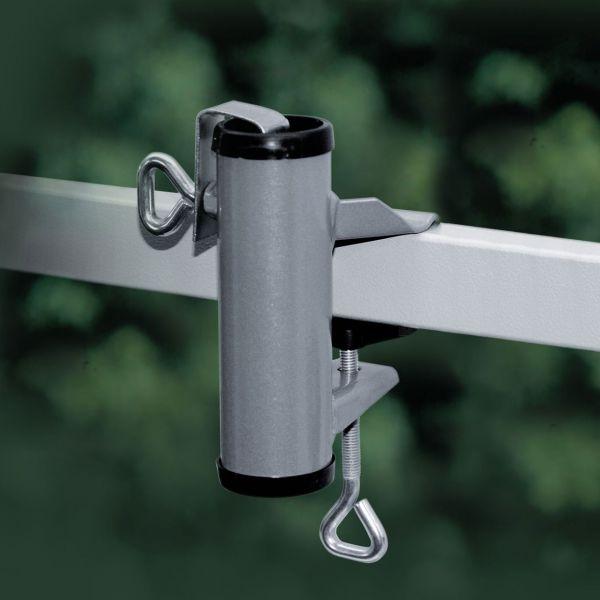 Sonnenschirmhalter Videx® für Balkon-Handlauf