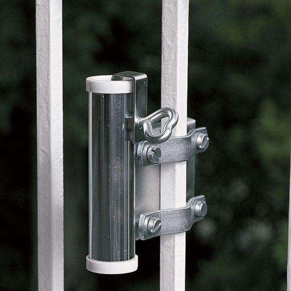 Sonnenschirmhalter Videx® für Balkongitter
