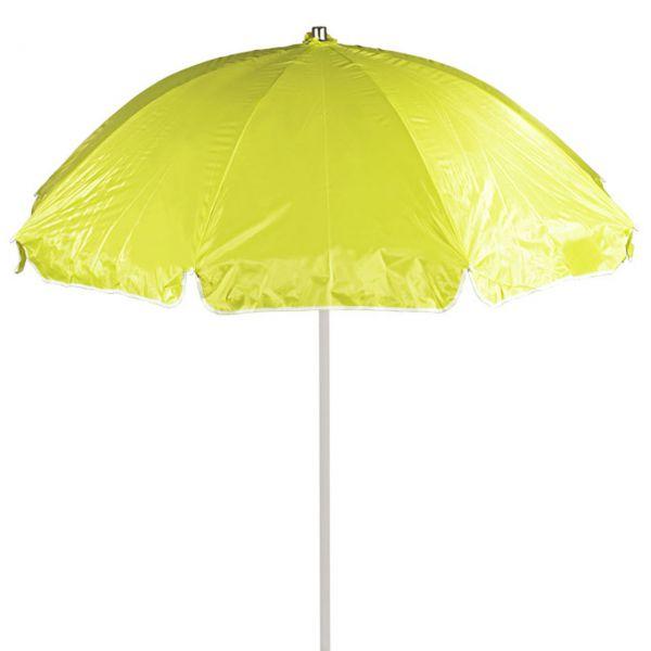Sonnenschirm SIESTA rund, Ø 170cm, limonengrün