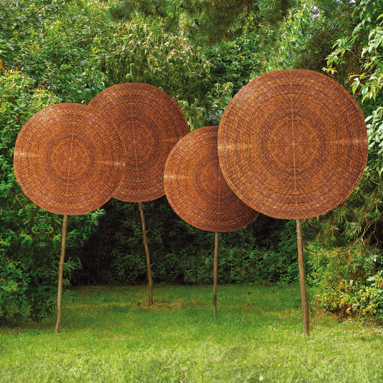 sichtschutz weidenbaum laubbaum natur. Black Bedroom Furniture Sets. Home Design Ideas