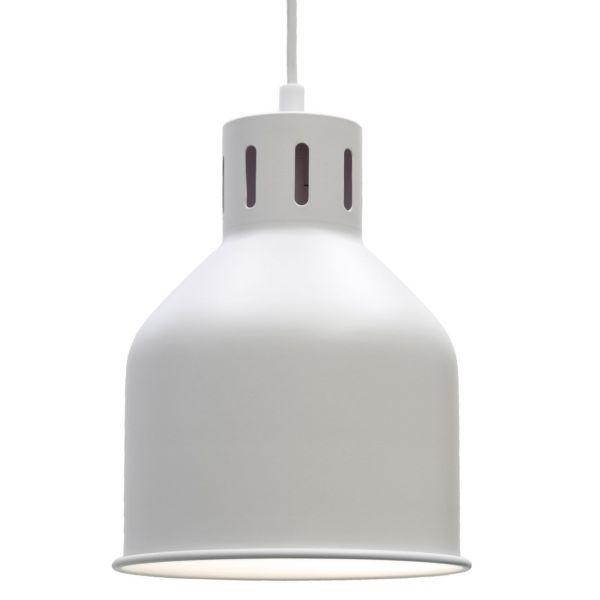 Lampenschirm SAGA, weiß