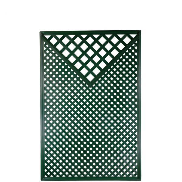 Sichtschutzwand Kunststoff Coventry, Diamant Dreieck