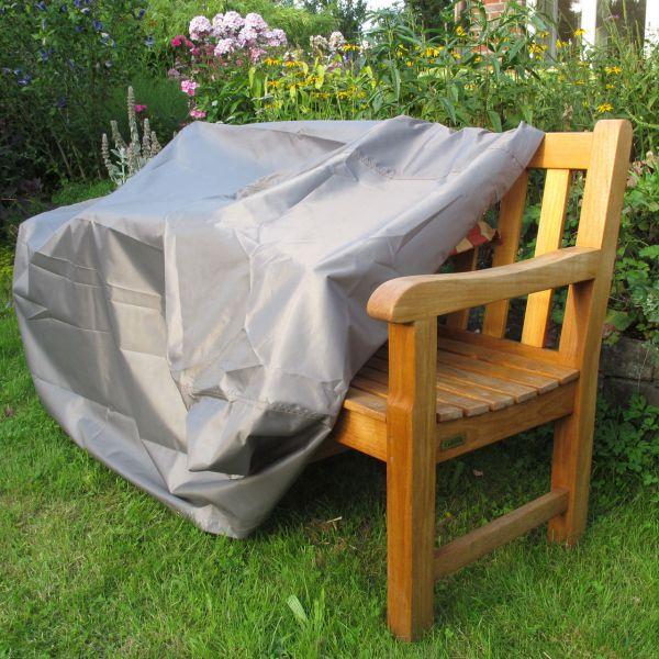 Gartenmöbel-Schutzhülle Gartenbank, taupe