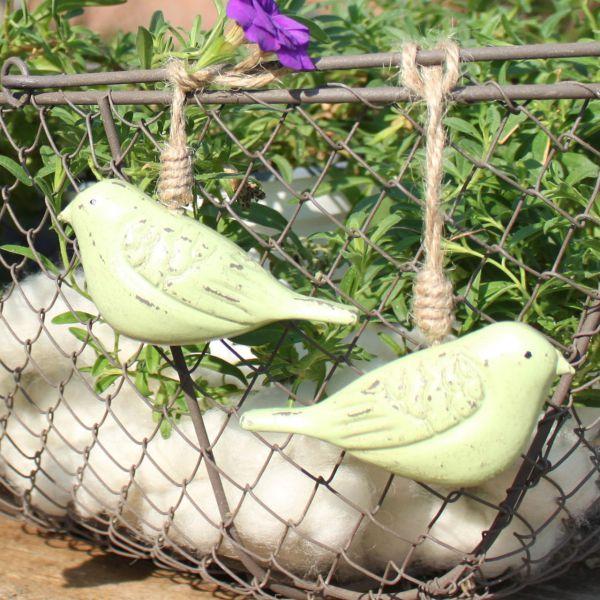 Deko-Anhänger Vogel Daisy