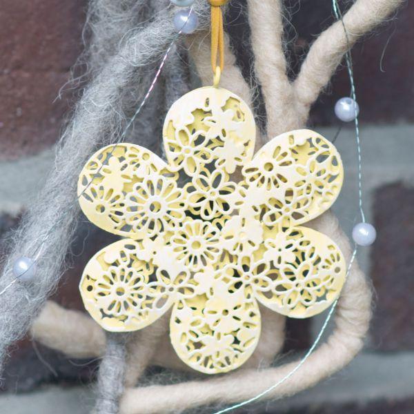 Deko-Anhänger Blume Summer