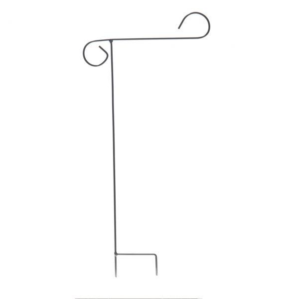 Metall-Halter für Blumenstecker 50cm