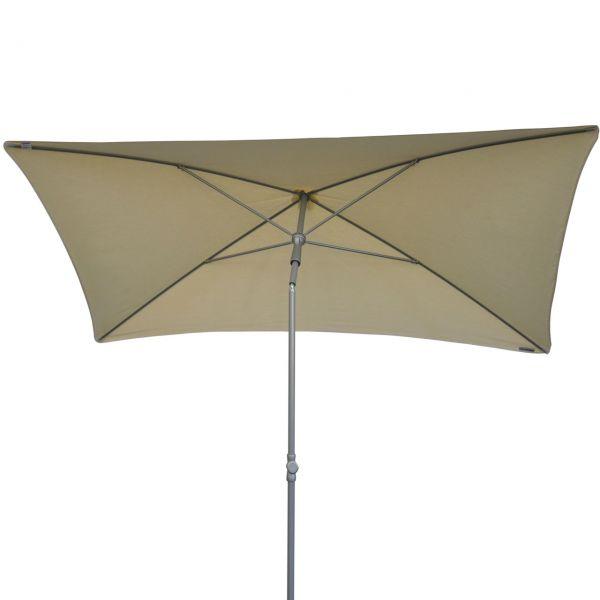 Sonnenschirm IBIZA, rechteckig 185 x 120cm
