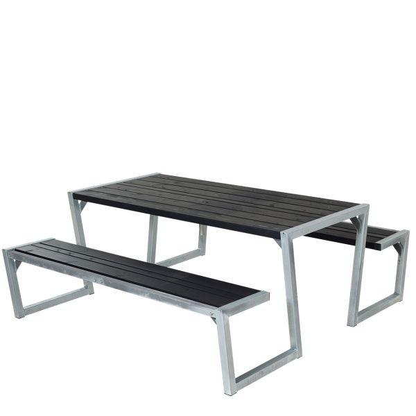 Picknicktisch mit Bänken SIGMA