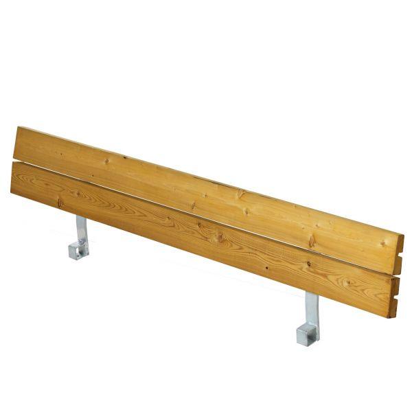 Lehne SIGMA für Picknicktisch mit Bänken