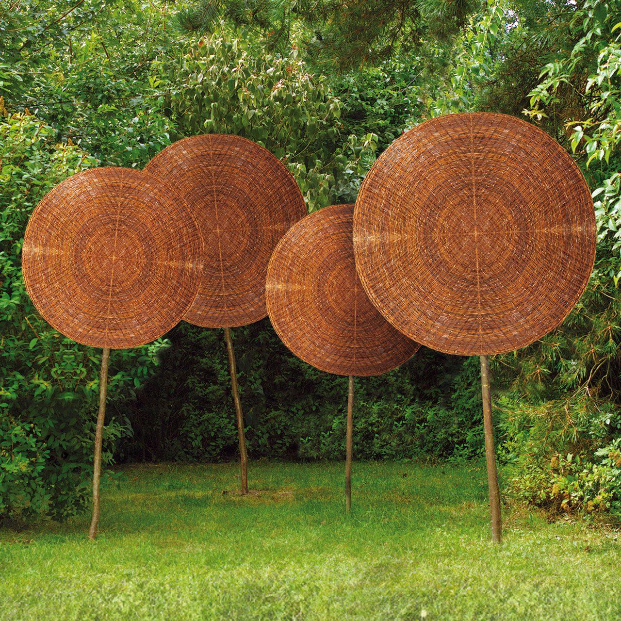 Sichtschutz Weidenbaum Laubbaum natur